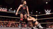 Bianca grabbed Aliyah