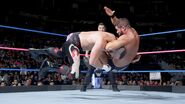 Roode hit the glorious ddt on Kanellis
