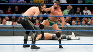 Roode punches Corbin