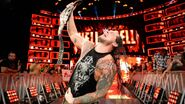 Baron-Corbin becoming the new United States Champion