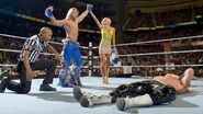 Breeze defeated Ziggler