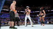 Fandango facing John Cena