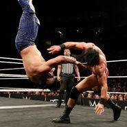 McIntyre toss down Almas