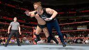 Miz Skull-Crushing-Finale on Ambrose