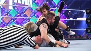 Bryan saves McMahon from defeat