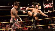 Drew kick Sean-Maluta