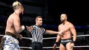 Enzo facing Anderson