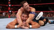 John-Cena putting Jordan in submission