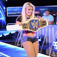 Alexa wins SmackDown Womens Champion
