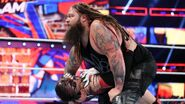 Wyatt bout to deliver Balor to Sister-Abigail