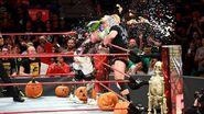 Enzo smashed Pumpkin on Karl