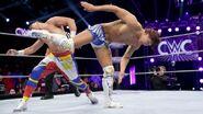 Ibushi kick TJP face