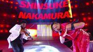 Nakamura main roster debut