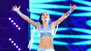 Bayley Takeover back to Brooklyn