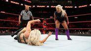 Dana turned on Charlotte