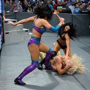 Outside The IIconics brutally takes out Charlotte