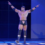 Bobby Lashley makes his long-anticipated return