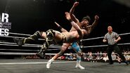 Dream taking the clothesline to Black