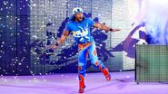 Kofi Kingston enterance
