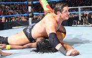 Wade-Barrett defeated Kofi-Kingston