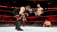 Balor push-kick Kevin-Owens