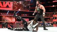 Elias interrupt R-Truth
