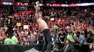 Dean Ambrose winning his first WWE Intercontinetal Champion