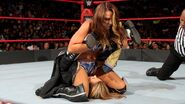 Emma pinned Mickie-James