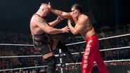 Khali fighting Big-Show
