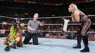 Natalya defeated Naomi