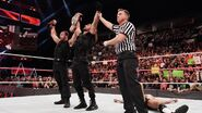 Ambrose and Rollins are victorious