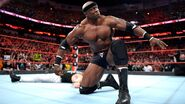 Bobby Lashley destroy Elias