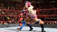 Asuka shoulder block on Alexa
