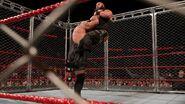 Big-Show chokeslam Strowman
