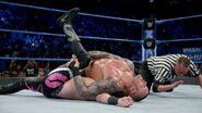 Orton beat Heath Slater