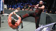 Harper drops Zack Ryder with a devastating boot