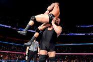 Randy Orton against Big Show 2012