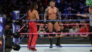 Randy Orton with Shinsuke Nakamura