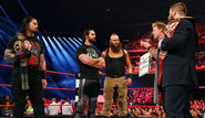 Roman-Reigns-Kevin-Owens Seth Rollins Braun and Chris Jericho