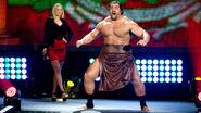 Rusev NXT 2013