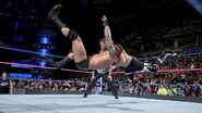 Orton plants Sami with a devasating RKO