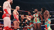 NewDay defeated by Sheamus-Cesaro