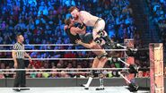 Sheamus and Cesaro doubled team on Ambrose