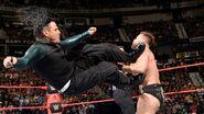 Jeff-Hardy dropkicked Wilder