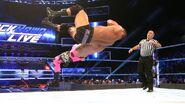 Roode swings Kanellis