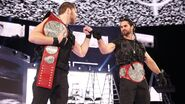 Dean-Ambrose and Seth-Rollins are fired up
