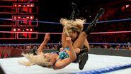 Natalya powerbomb Flair