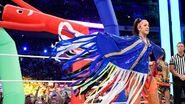 Bayley at WrestleMania 33