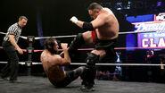 Joe kick at Corbin