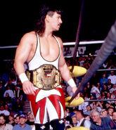 Eddie as the United States Champion